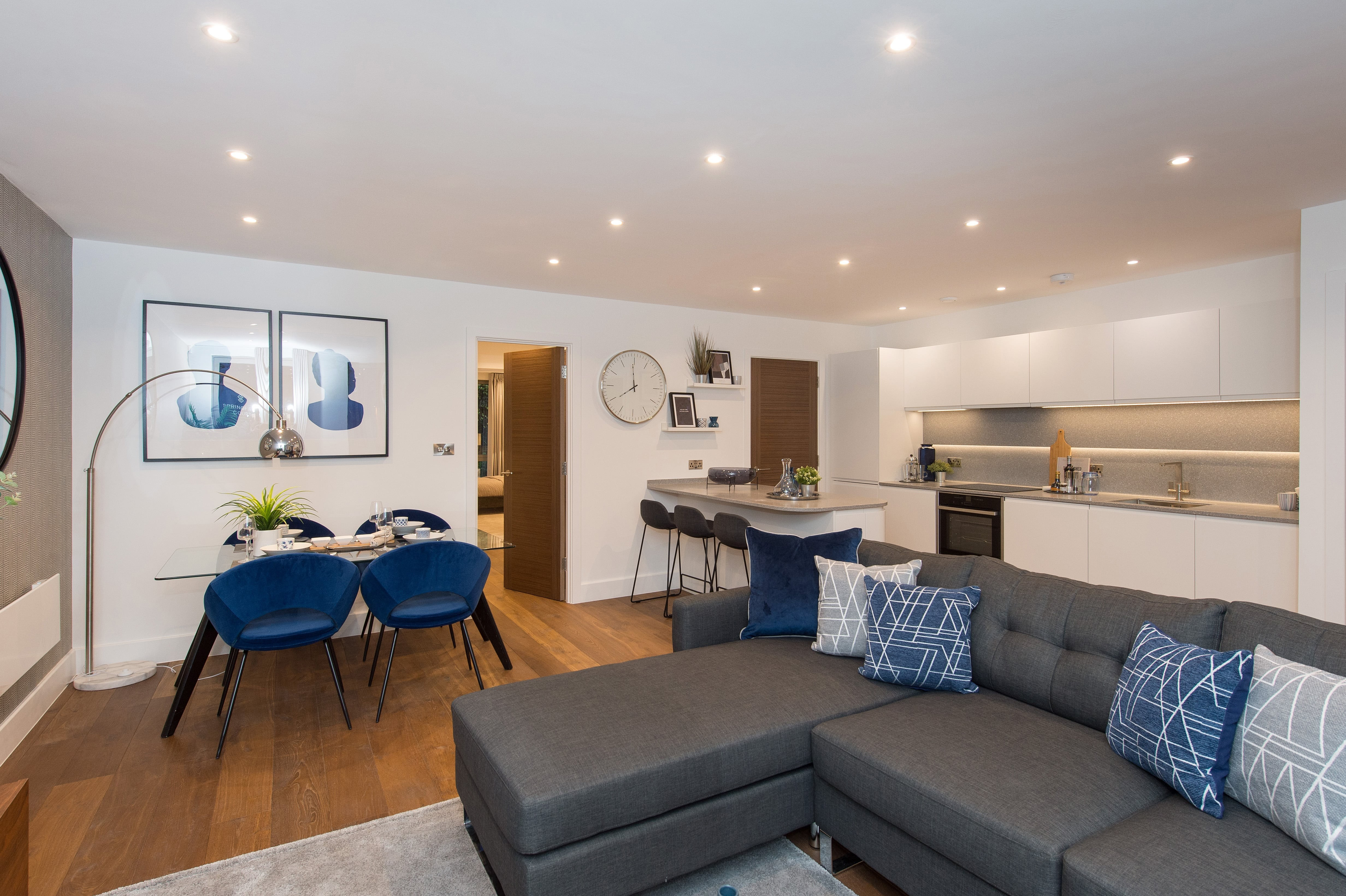 Springfield Court Apartments For Sale In Harrogate Town Centre